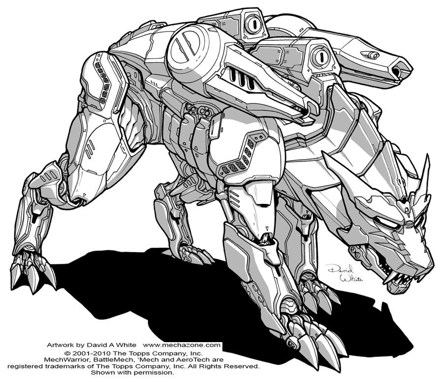 Battletech: Procyon by Mecha-Zone