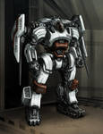 Bounty Hunter Death Squad Mech