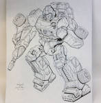 Ironhide for March of Robots 2017