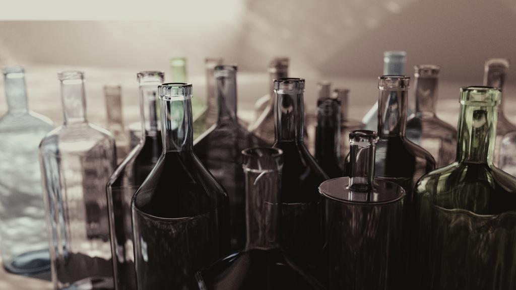 Flaschen01 by NivisTigris