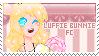 Luffie Bunnie stamp 2 - request by freezestamps