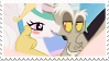 DisLestia stamp 1 - request by freezestamps