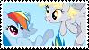 DerpyDash stamp 1 - request by freezestamps
