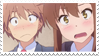 Aoyama and Sorata stamp 1 by freezestamps