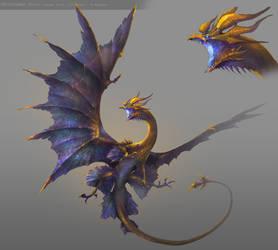 Gold Dragon (rev)