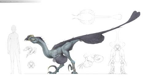 Raptor by ChristopherOnciu