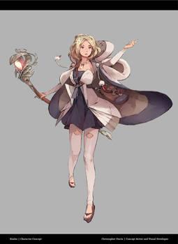RPG Project: Healer