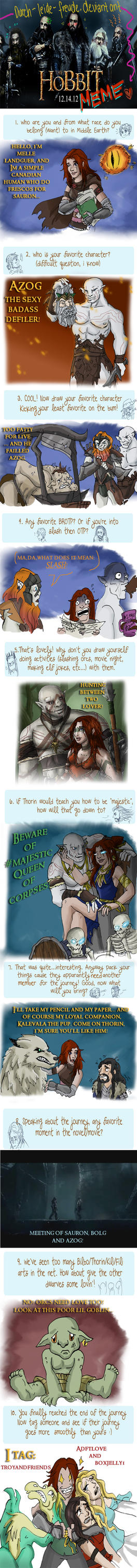 The Hobbit Meme by LaDarkA117