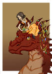 How to make your dragon pretty