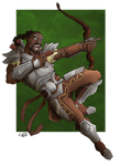 Skyrim:The Archer