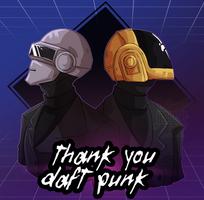 Thank you Daft Punk