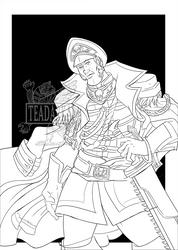 An imperium hero... sorta (sketches)