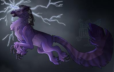 Stripped Storm Unicorn