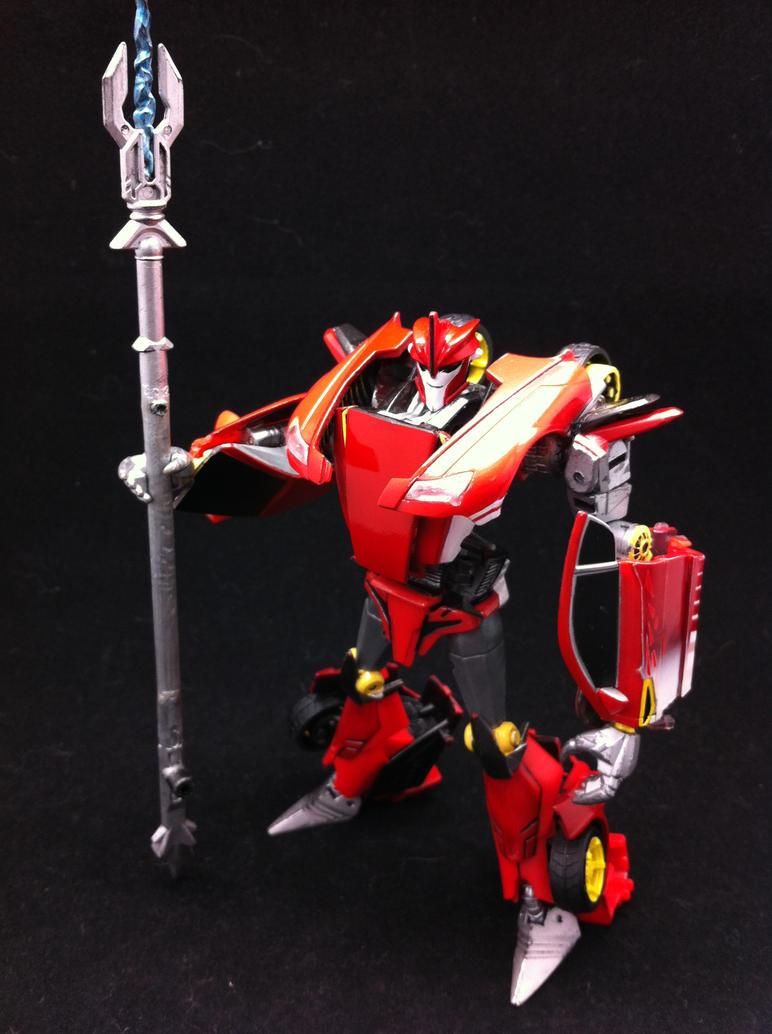 Transformers Prime knockout Custom by black-rock-mystar208 ...