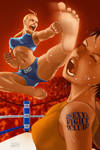 SexyFightClub by PVproject