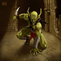 Goblin Assassin by PVproject