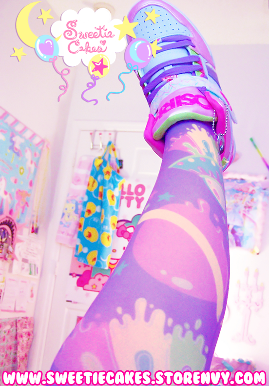 Sweetie Cakes Shop Tights