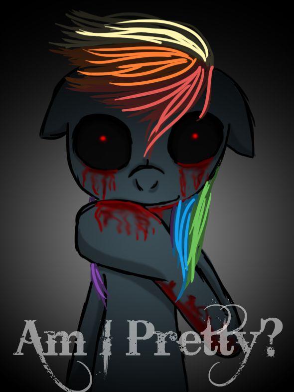 RainbowSlash by RottenSeahorse
