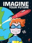 Imagine the Future Poster