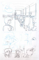 Life of Lydie page 2 Pencils
