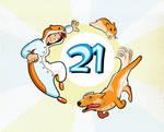 Happy 21st Birthday Sis