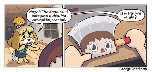 The Villager's Breaking Point