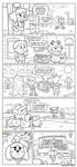 Animal Crossing: Mayor Responsibilities inks by GeorgeRottkamp