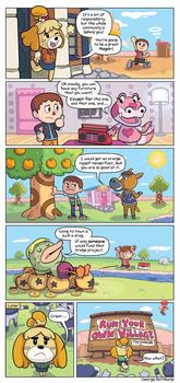 Animal Crossing: Mayor Responsibilities