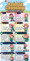 DORKLY: The Easiest Ways To Sum Up Animal Crossing