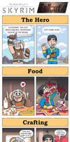 DORKLY: Skyrim vs Fallout