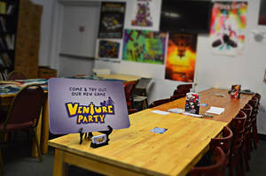 VENTURE PARTY: Playtesting Event 7/19/16 by GeorgeRottkamp