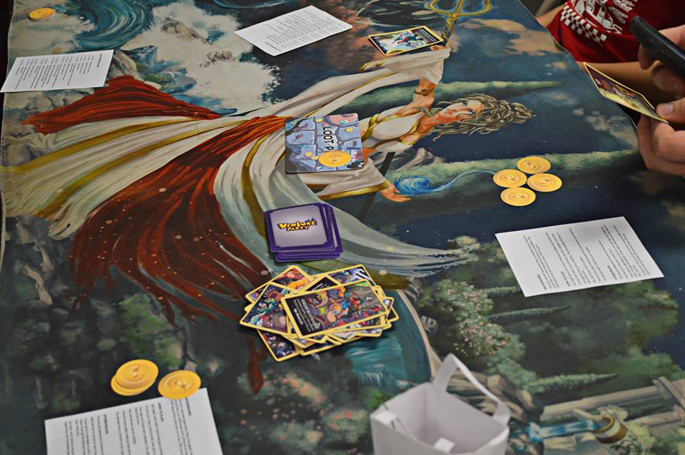 VENTURE PARTY: Playtesting Event 2 by GeorgeRottkamp