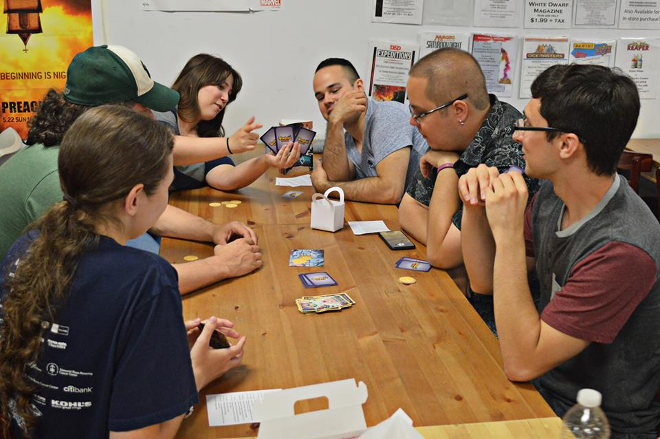 VENTURE PARTY: Playtesting Event 3 by GeorgeRottkamp