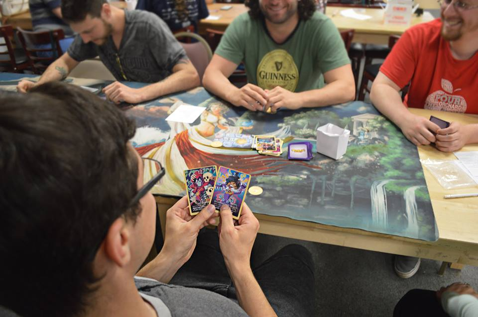 VENTURE PARTY: Playtesting Event 4 by GeorgeRottkamp