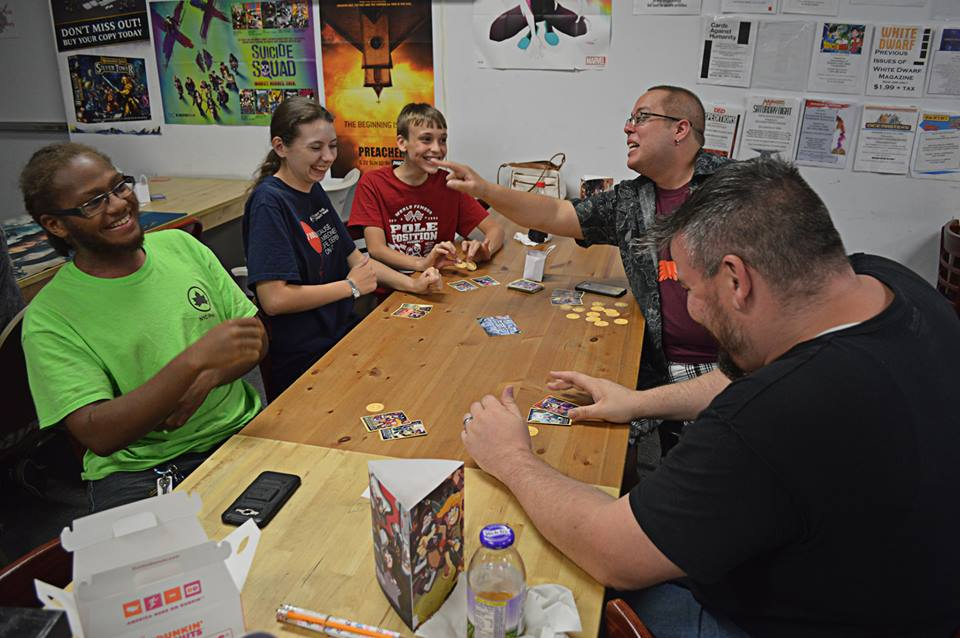 VENTURE PARTY: Playtesting Event 8 by GeorgeRottkamp
