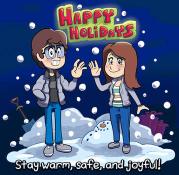 Happy Holidays 2016! by GeorgeRottkamp