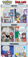 DORKLY: Pokemon Childhood Vs. Real-Life Childhood