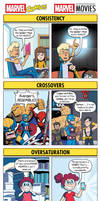 DORKLY: Marvel Comics VS. Marvel Movies