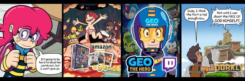 Geo's 2019 Banner