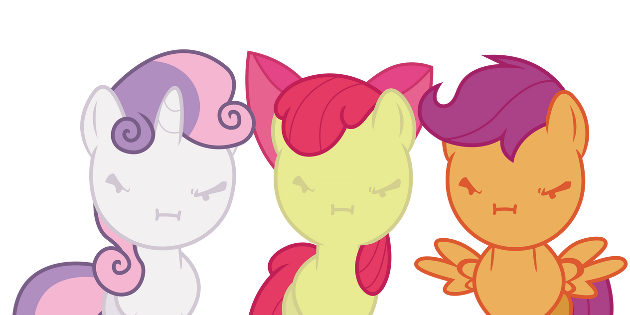 Cutie Mark Grumps by Yulex42
