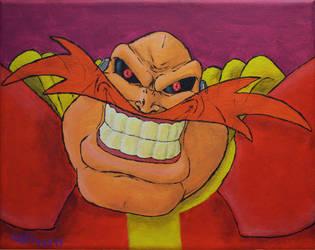 The Smile by Metal-Skotty