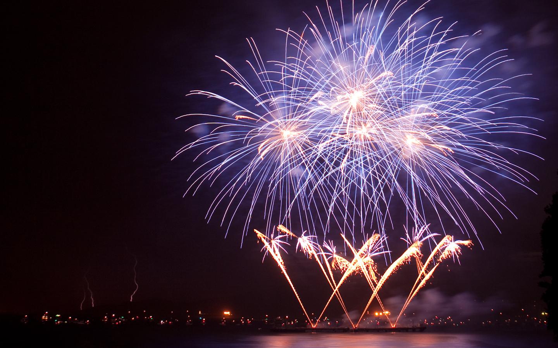 Stunning Fireworks Wallpapers For Your Desktop - Hongkiat
