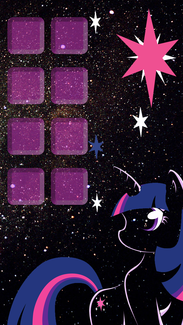 Twilight Sparkle Wallpaper (iPhone 5 / iOS 6) by awh-tokyo ...
