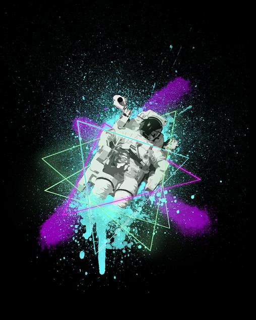 astronaut design - photo #29