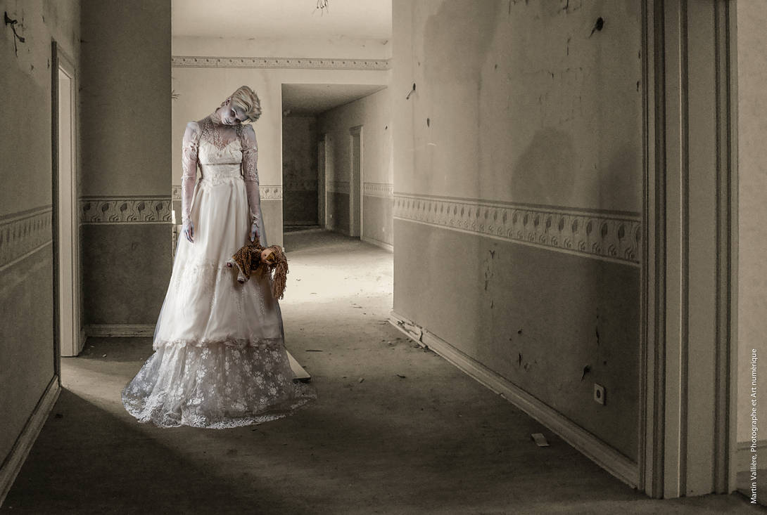 Nightmares at the mansion