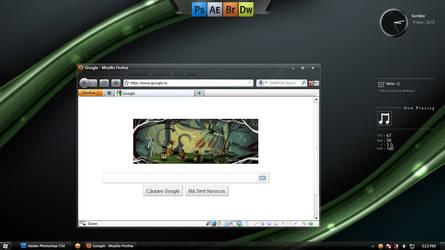 My New Desktop 2010 by ArkCps