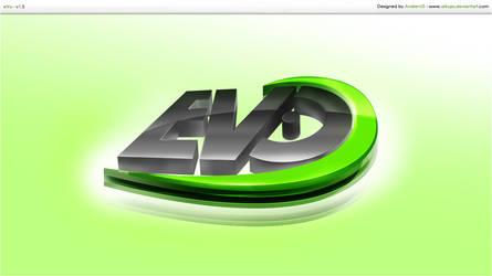 3D eVo LogoType by ArkCps