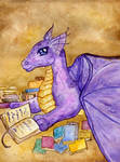 The Bookwyrm