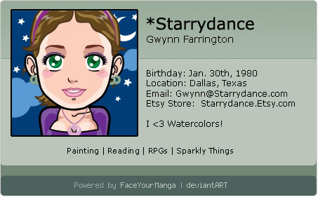 FaceyourManga new ID Hooray by Starrydance