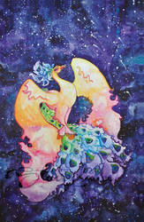 Rainbow Phoenix, Rainbow to the Stars